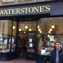 Waterstones in Reading