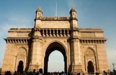 Gateway to India in South Mumbai