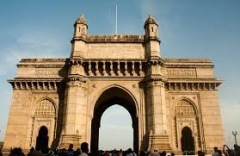Gateway to India in South Mumbai