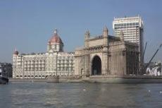The Taj Mahal hotel in south Mumbai, the subcontinent's most famous inn