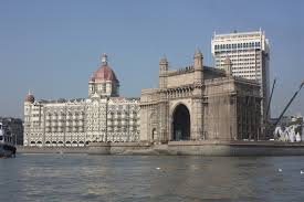 The Taj Mahal hotel in south Mumbai, the subcontinent's most famous inn