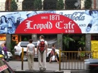 The legendary Leopold's Cafe