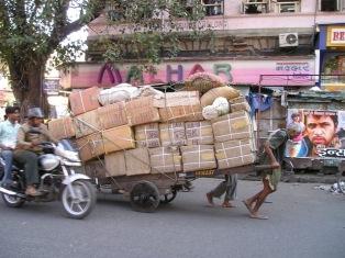 It's not as heavy as it looks!