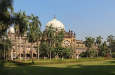 The Prince of Wales Museum in Mumbai (as it was formerly known)