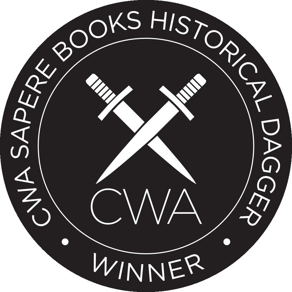 cwa-logo-CWA-Sapere-Historical-Dagger-winner-black